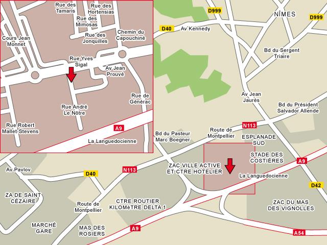 nimes rue de verdun