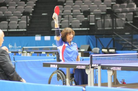 Championnat d 39 europe de tennis de table 4 m dailles d 39 or - Championnat d europe de tennis de table ...